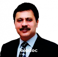 Eye Specialist at Hafeez Eye Centre Lahore Dr. Nadeem Hafeez Butt