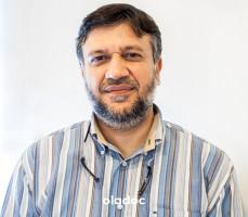 Oral and Maxillofacial Surgeon at South City Hospital Karachi Prof. Dr. Navid Rashid Qureshi