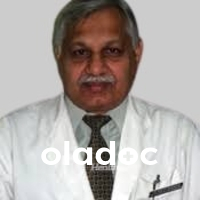 Best Pulmonologist in Jail Road, Lahore - Prof. Dr. Syed Nazim Hussain Bokhari