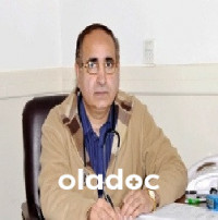 Best Cardiologist in Saddar, Multan - Dr. Haroon A. K. Babar
