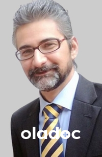 Best Dentist in Islamabad - Assoc. Prof. Dr. Umar Farooq Marwat