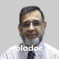 Consultant Physician at Omar Hospital & Cardiac Centre Lahore Dr. Mian Sajid Nisar
