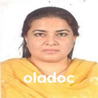 Best Gynecologist in Cavalry Ground, Lahore - Dr. Rukhsana Hameed