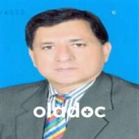 General Surgeon at Hijaz Hospital Lahore Dr. M.Tayyab Javed Khan