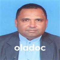 Dermatologist at Farrukh Skin & Medical Clinic Lahore Dr. Farrukh Altaf