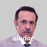 Dermatologist at Dr. Ikram Skin Clinic Islamabad Prof. Dr. Ikram Ullah Khan
