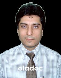 Best Eye Specialist in Gulberg III, Lahore - Prof. Dr. Khalid Waheed
