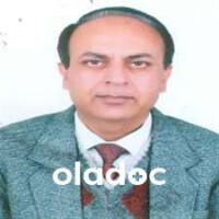 Gynecologist at Services Institute of Medical Sciences Lahore Dr. Jamshid Feroze