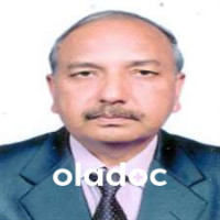 General Physician at Services Institute of Medical Sciences Lahore Dr. Muhammad Azam