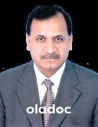 Best Neurosurgeon in Shadman, Lahore - Dr. Manzoor Ahmad