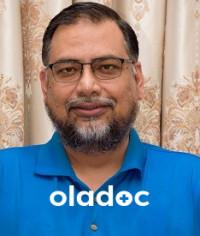 Best Internal Medicine Specialist in Karachi - Dr. Syed Riaz Ul Hassan