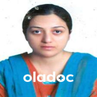 Radiologist at Avicenna Medical Hospital Lahore Dr. Adeena Khan