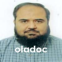 General Physician at Pakistan Atomic Energy Commission Hospital Islamabad Dr. Muhammad Atif Beg