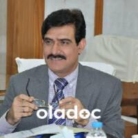 Best Hematologist in Hayatabad, Peshawar - Dr. Mumtaz Ali Marwat