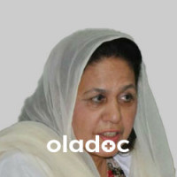 Best Doctor for Clinical Breast Examination in Peshawar - Prof. Dr. Iqbal Begum