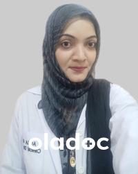 Ms. Aqsa Ali (Dietitian) Lahore