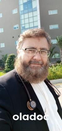 Consultant Physician at Memon Medical Institute Hospital Karachi Dr. Mirza Rehan Baig