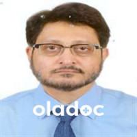 Urologist at The Fertility Clinic By Setna Karachi Dr. Shahab Javid