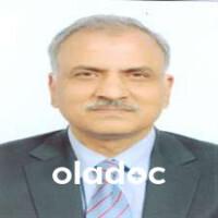 General Surgeon at MedCity International Hospital & Plastic Surgery Islamabad Dr. Tanwir Khaliq