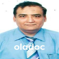 Cardiologist at The Children Hospital & the Institute of Child Health Lahore Dr. Imran Saeed