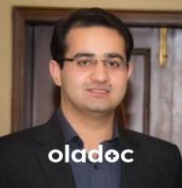 Dentist at Hope Medical Dental & Diagnostics Rawalpindi Dr. Ozair Shirazi