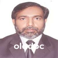 General Physician at Mian Muhammad Trust Hospital Faisalabad Dr. Muhammad Saeed Akhtar