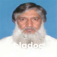 Eye Specialist at Mian Muhammad Trust Hospital Faisalabad Dr. Aslam Farooq