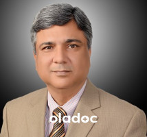 Best Diabetologist in Karachi - Prof. Dr. Saeed Ahmed Mahar