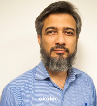 Orthopedic Surgeon at South City Hospital Karachi Prof. Dr. Syed Kamran Ahmed