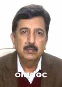 Lt Col(R) Dr.Ishtiaq Malik (Cardiologist) Rawalpindi