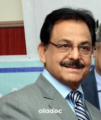 Best ENT Specialist in Rawalpindi - Dr. Syed Qazi Muzaffer Alam