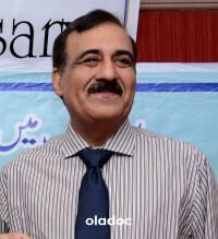Best ENT Specialist in Rawalpindi - Prof. Dr. Muhammad Ajmal