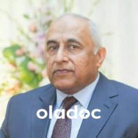Pediatrician at Saadan Hospital Lahore Brig (R) Prof. Dr. Emran Roshan