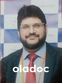 Dermatologist at Bajwa Hospital & Cardiac Center (Allama Iqbal Town) Lahore Dr. Meraj Saadat