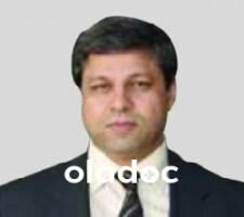 Best Reconstructive Surgeon in Lahore - Dr. M. Ali Rafique