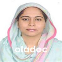 Gynecologist at Iftikhar Hospital Lahore Dr. Alia Zainab Asad
