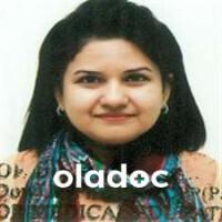 Radiologist at Iftikhar Hospital Lahore Dr. Amina Ahmad