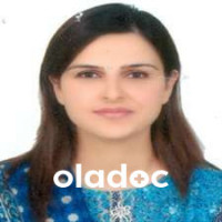 Histopathologist at Shaikh Zayed Medical Complex Lahore Dr. Farah Bano Niazi