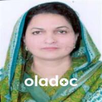 Pathologist at Shaikh Zayed Medical Complex Lahore Dr. Farhana Mukhtar