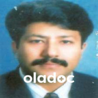 Best ENT Specialist in Muslim Town, Lahore - Dr. Abdul Saeed