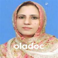 Pathologist at Shaikh Zayed Medical Complex Lahore Dr. Tahira Naseem
