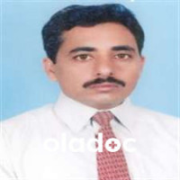 Best ENT Specialist in Cavalry Ground, Lahore - Dr. Shahid Hussain