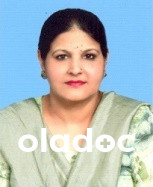 Gynecologist at Mayo Hospital Lahore Dr. Tabinda Rana
