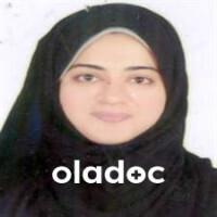 Gynecologist at Mayo Hospital Lahore Dr. Amna Zia Eusuf