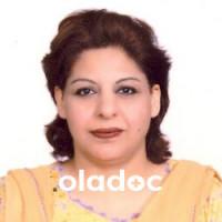 Dermatologist at Prof. Sabrina Suhail's Clinic Lahore Prof. Dr. Sabrina Suhail Pal