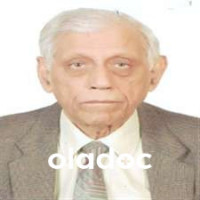 Consultant Physician at Dodhy's Clinic Lahore Dr. Mukhtar A. Dodhy