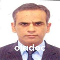 Dentist at Shah's Dental Surgery Islamabad Dr. Irfan Shah