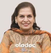 Gynecologist at Evercare Hospital Lahore Prof. Dr. Maryam Malik