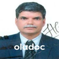 Best Pulmonologist in Karachi - Dr. Syed Manzar Hassan