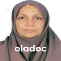 Dr. Shama Zeba (Sonologist) Karachi